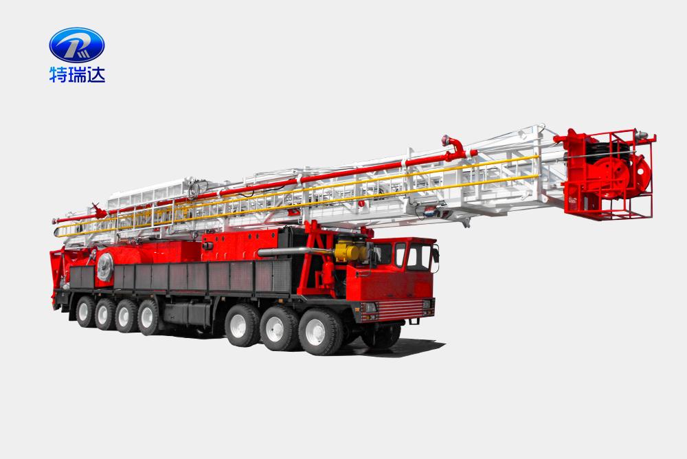 XJ180 Workover Rig